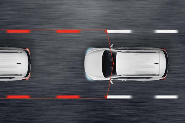 Lane Departure Warning (LDW)